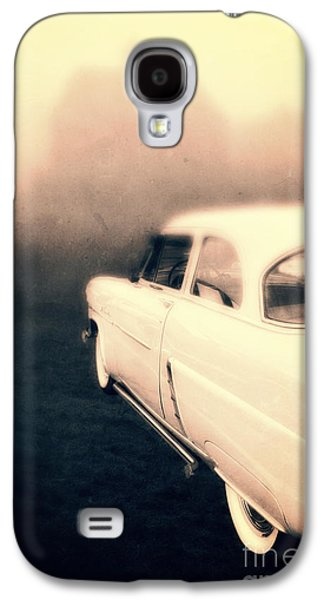 Out Of Gas Galaxy S4 Case by Edward Fielding