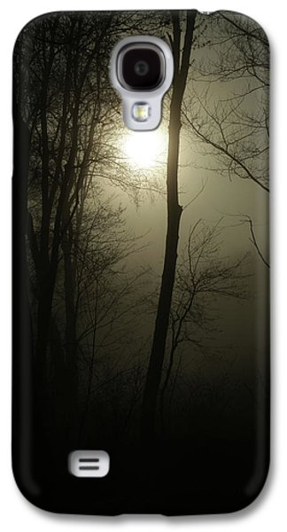 Out Of The Darkness Comes Light Galaxy S4 Case by Karol Livote