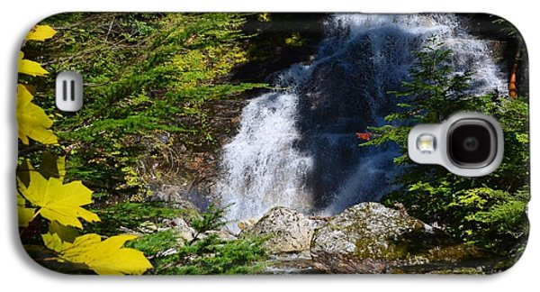 Out Of The Mt Waterfall  Galaxy S4 Case by Randy Giesbrecht