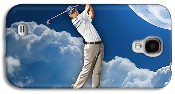 Outdoor Golf Galaxy S4 Case by Marvin Blaine