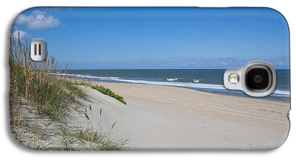 Outer Banks Beach  Galaxy S4 Case by Kay Pickens