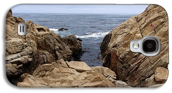 Overcast Day At Pebble Beach Galaxy S4 Case