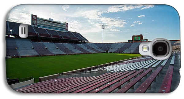 Owen Field  Galaxy S4 Case by Nathan Hillis