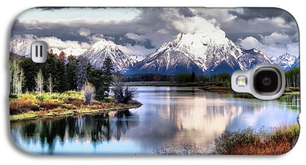 Oxbow Bend Galaxy S4 Case by Dan Sproul
