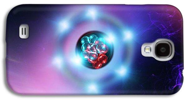 Oxygen Atom Galaxy S4 Case