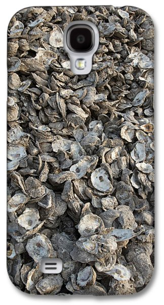 Oyster Shells After Processing Galaxy S4 Case