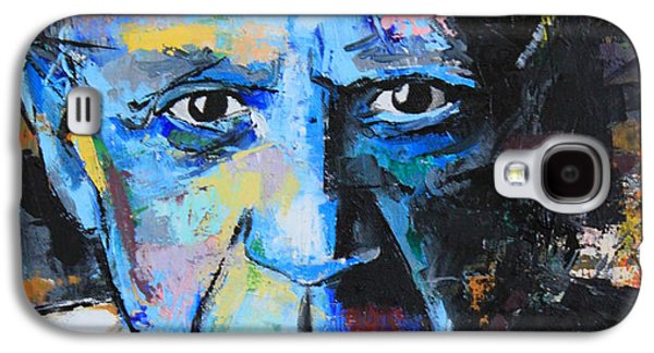Pablo Picasso Galaxy S4 Case by Richard Day