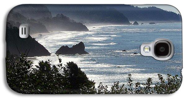 Pacific Mist Galaxy S4 Case by Karen Wiles
