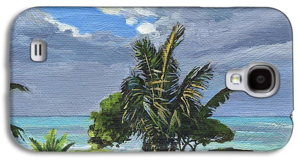 Paia Afternoon Glow Galaxy S4 Case by Stacy Vosberg