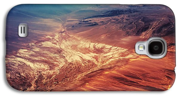 Painted Earth Galaxy S4 Case