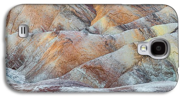 Painted Hills In Death Valley Galaxy S4 Case by Larry Marshall