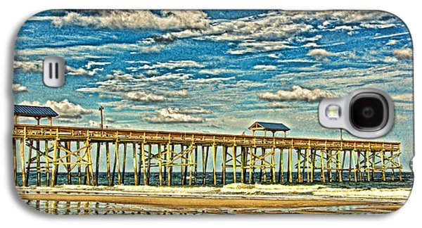 Surreal Reflection Pier Galaxy S4 Case