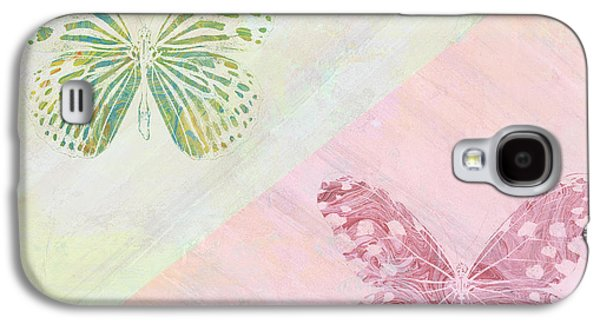 Pairs Of Wings Galaxy S4 Case
