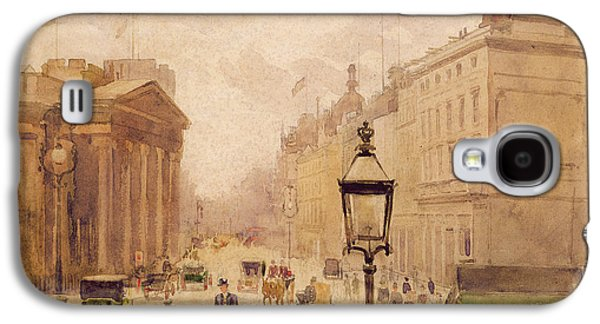 Pall Mall From The National Gallery Galaxy S4 Case by Joseph Poole Addey