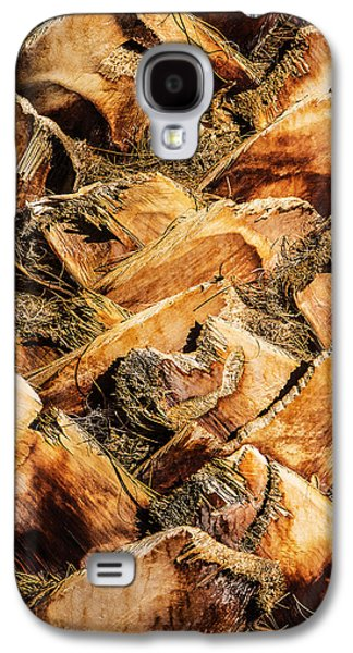 Palm Bark Galaxy S4 Case