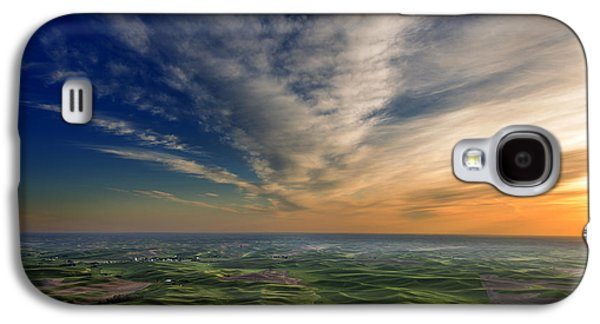 Palouse Sunset Galaxy S4 Case