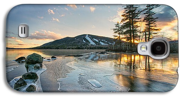 Panorama Of Moose Pond Galaxy S4 Case