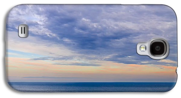 Panorama Of Sky Over Water Galaxy S4 Case by Elena Elisseeva