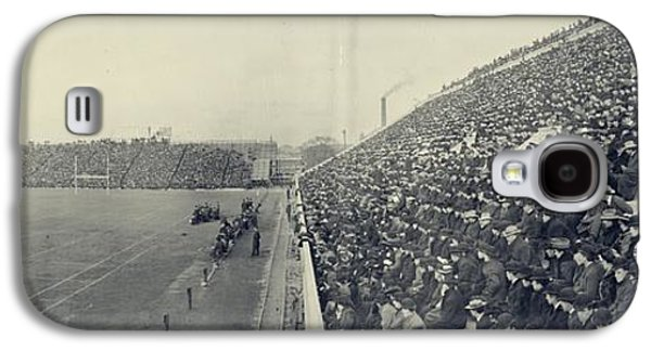 Panoramic Photo Of Harvard  Dartmouth Football Game Galaxy S4 Case