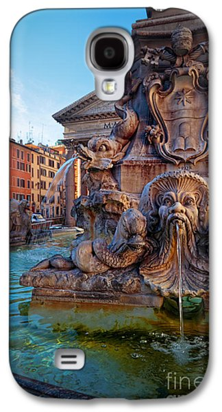 Pantheon Fountain Galaxy S4 Case