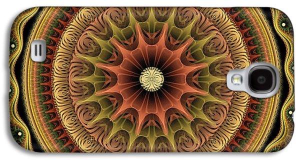 Paper Shield Galaxy S4 Case by Anastasiya Malakhova