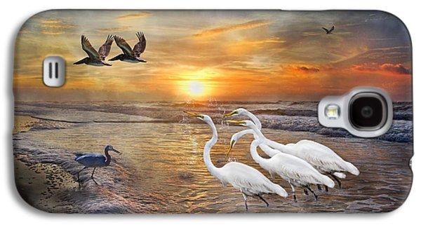 Paradise Dreamland  Galaxy S4 Case by Betsy Knapp