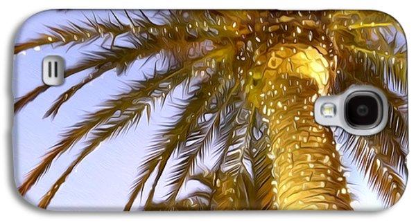 Paradise Palm Galaxy S4 Case