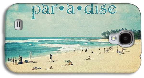 Travel Galaxy S4 Case - Paradise by Sylvia Cook