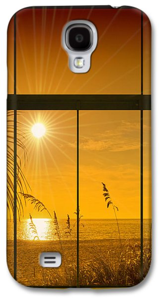 Paradise View II Galaxy S4 Case