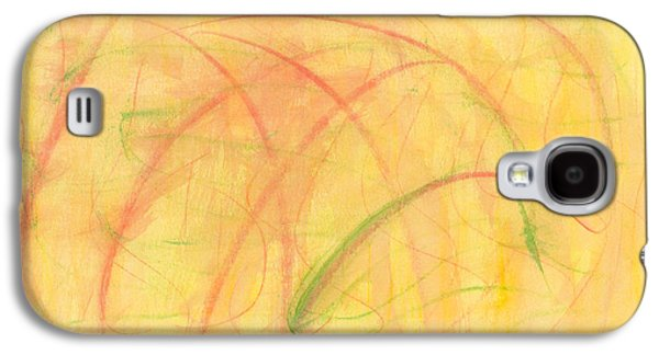 Paranoid In Reverse-horizontal Galaxy S4 Case by Kelly K H B