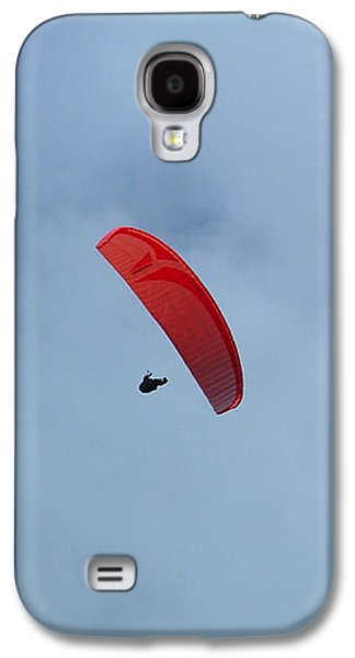 Galaxy S4 Case featuring the photograph Parapente by Marc Philippe Joly
