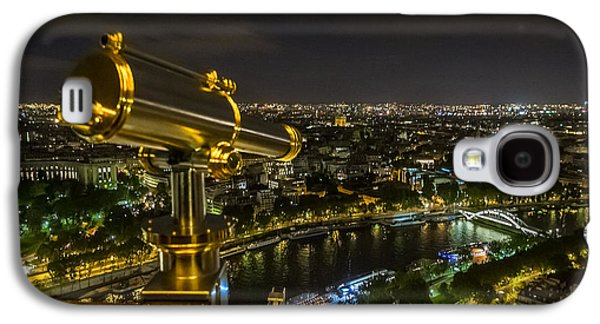 Paris From The Tower Galaxy S4 Case by Tim Stanley