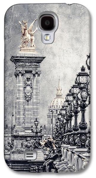 Paris Pompous 2 Galaxy S4 Case by Joachim G Pinkawa