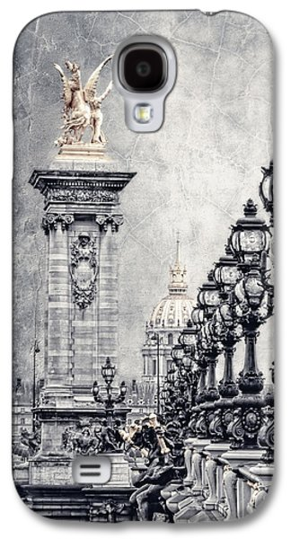 Paris Pompous 2 Galaxy S4 Case by Joachim G Pinkawa