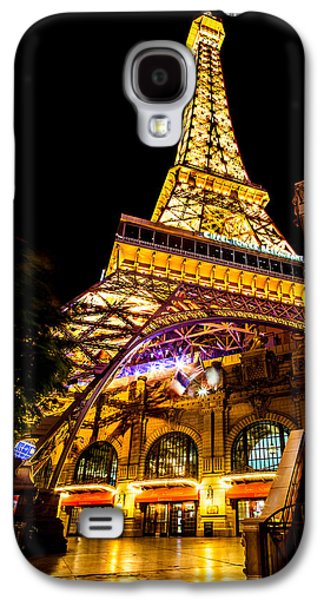 Paris Under The Tower Galaxy S4 Case