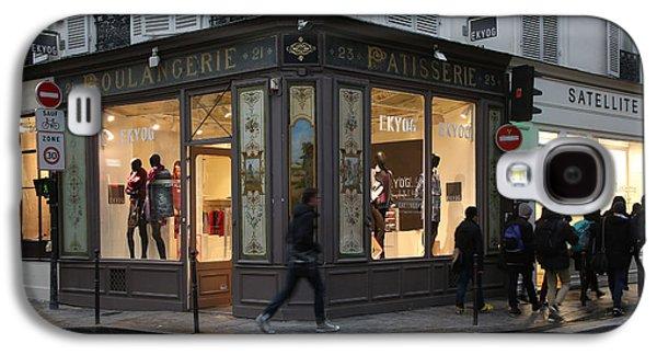 Parisian Evolution Galaxy S4 Case