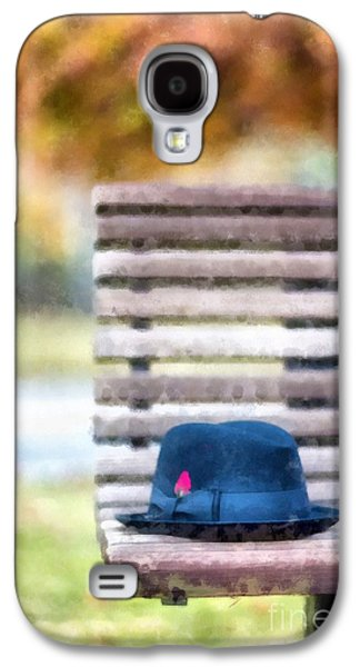 Park Bench Galaxy S4 Case