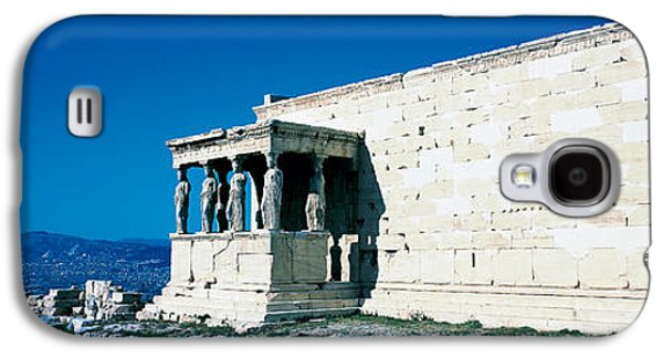 Parthenon Complex Athens Greece Galaxy S4 Case by Panoramic Images