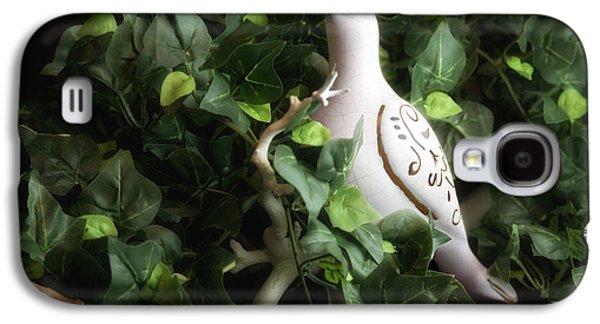 Partridge In The Ivy Galaxy S4 Case by Tom Mc Nemar