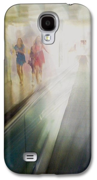 Party Girls Galaxy S4 Case by Alex Lapidus