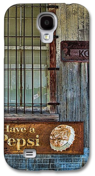 Past Vices Galaxy S4 Case by Wendy J St Christopher