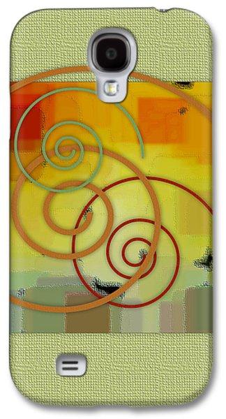 Patchwork II Galaxy S4 Case