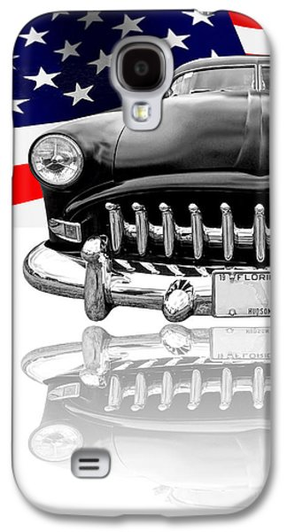 Patriotic Hudson 1952 Galaxy S4 Case by Gill Billington