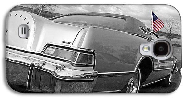 Patriotic Lincoln Continental 1976 Galaxy S4 Case
