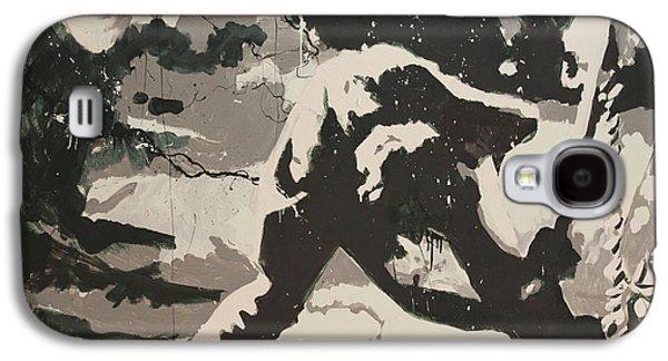 Paul Simonon Of The Clash Galaxy S4 Case