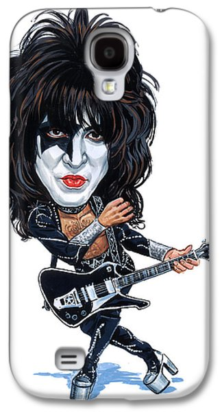 Paul Stanley Galaxy S4 Case by Art