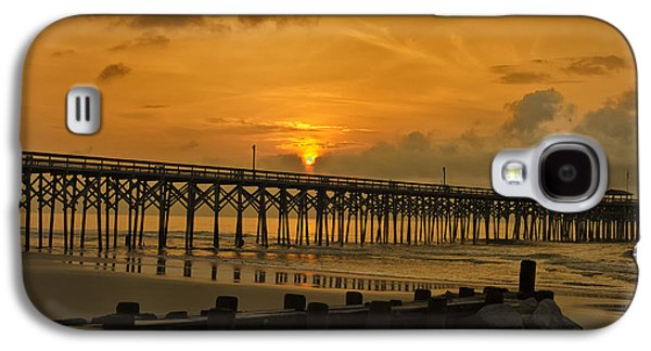 Pawleys Island Sunrise Galaxy S4 Case by Bill Barber