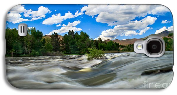 Payette River Galaxy S4 Case by Robert Bales