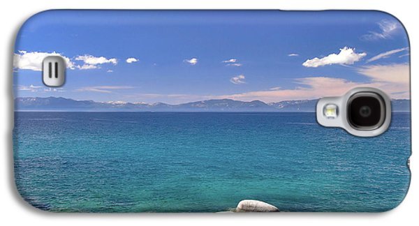 Peace - Lake Tahoe Galaxy S4 Case