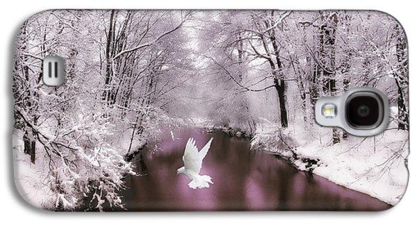 Peace On Earth   Galaxy S4 Case
